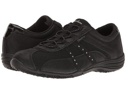 skechers unity  skechers casual shoes all black sneakers