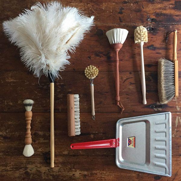 Ostrich Feather Duster – BROOKFARM GENERALSTORE