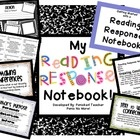 I want this! It's a reading response notebook guide! Looks amazing.