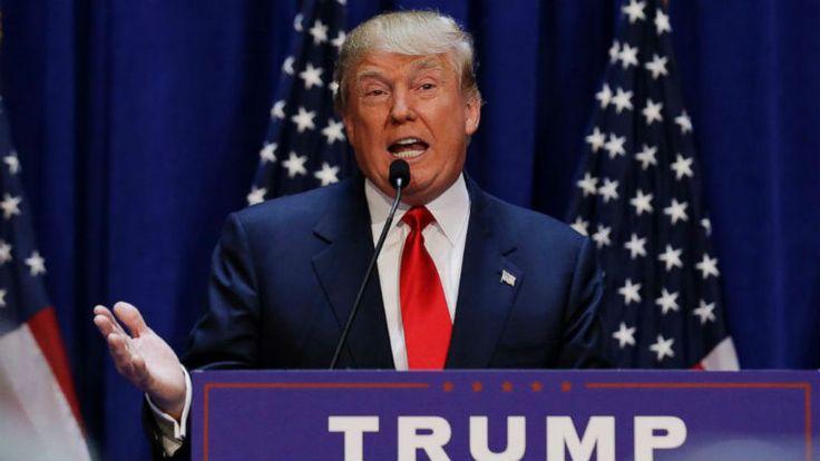 """Le président élu des Etats-Unis veut expulser tous les """"criminels qui ont des casiers judiciaires"""" présents illégalement aux Etats-Unis."""