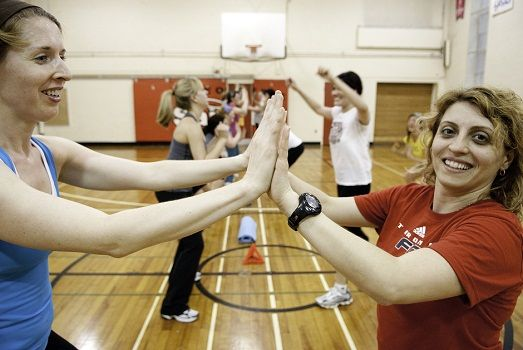 Indoor - FIT CHICKS Fitness Bootcamps