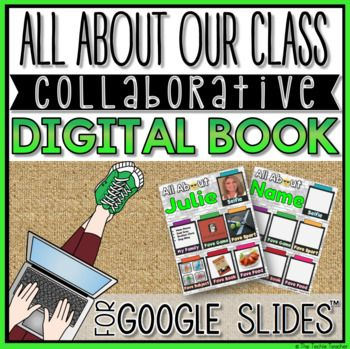 All About Our Class Collaborative Presentation in Google Slides™