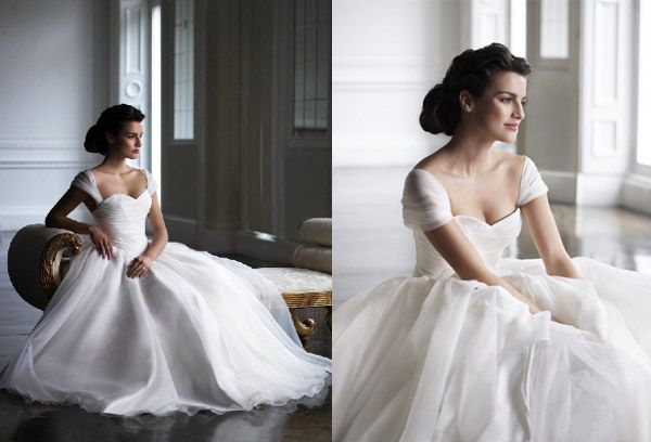 {Wedding Designer} David and Elizabeth Emanuel Couture Bridal Wear