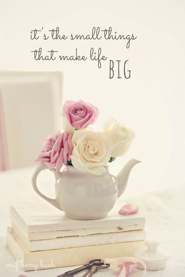 """The simple pleasures in life, bring the most joy and inner peace!!! it's truly the """"ltttle things that count most in life!!!"""""""