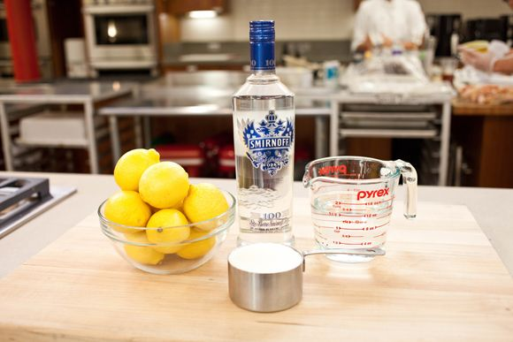 """How to: Limoncello """"This tart, sweet, ultra-lemony liqueur tastes like Italy in a bottle."""""""
