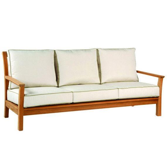 Lounge sofa outdoor holz  Die besten 25+ Transitional outdoor lounge furniture Ideen auf ...