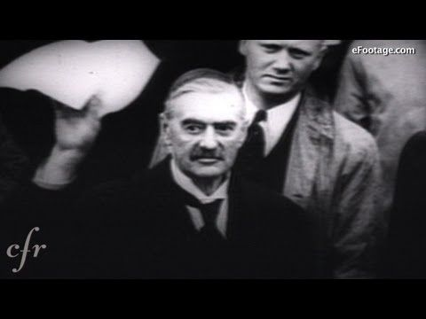 The Munich Agreement   History Lessons - YouTube