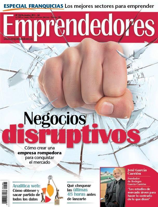 Revista Emprendedores http://www.floresenlamesa.com/