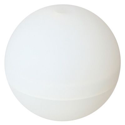 Ice Ball Maker by #Muji | Did you know that spherical ice balls stay longer cool and don't water down your drinks as quickly as ice cubes? | White Rabbit Express ($11.75) #kitchen #icecubes