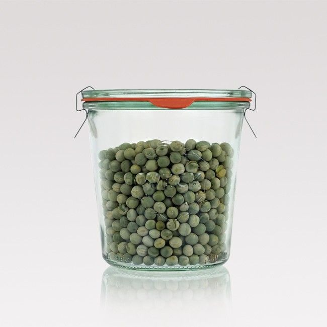 STORAGE JAR 580 ML via 2littlespoons. Click on the image to see more!