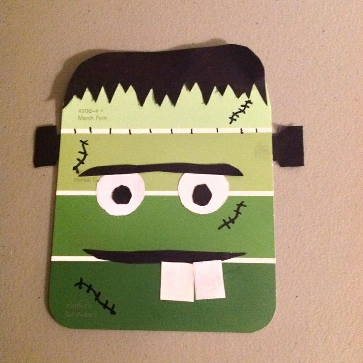 TOUCH this image: Procedural Text Example: How to Make Frankenstein by Jennifer Kimbrell