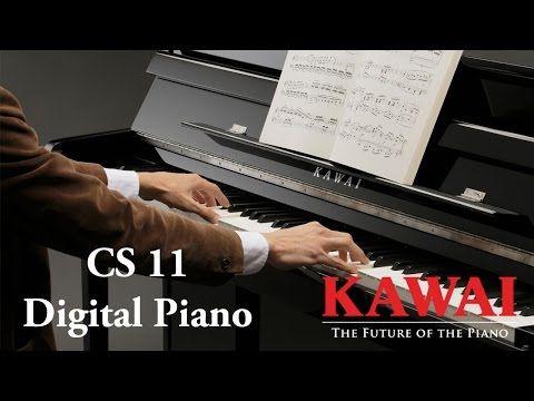 Kawai CS-11 Digitalpiano Premium-Sparpaket | Bauer-Music