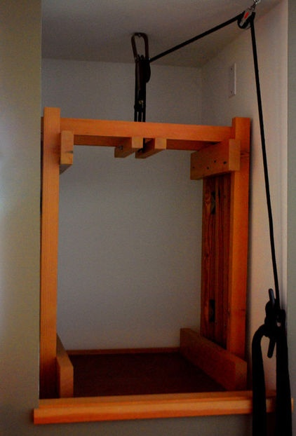 18 best ideas about pulley dumbwaiter on pinterest for Exterior dumbwaiter