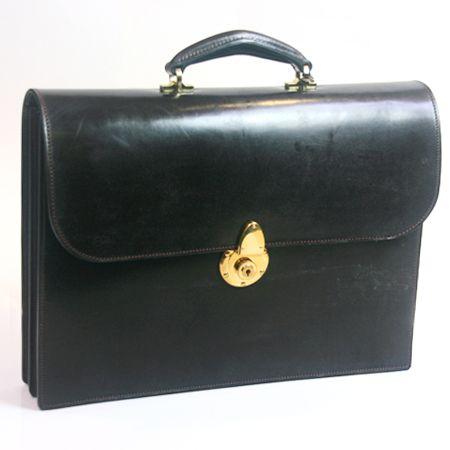 ブライドル ブリーフケース(A4) | 万双 | 最高品質の革鞄 ダレスバッグ等の販売                                                                                                                                                     もっと見る
