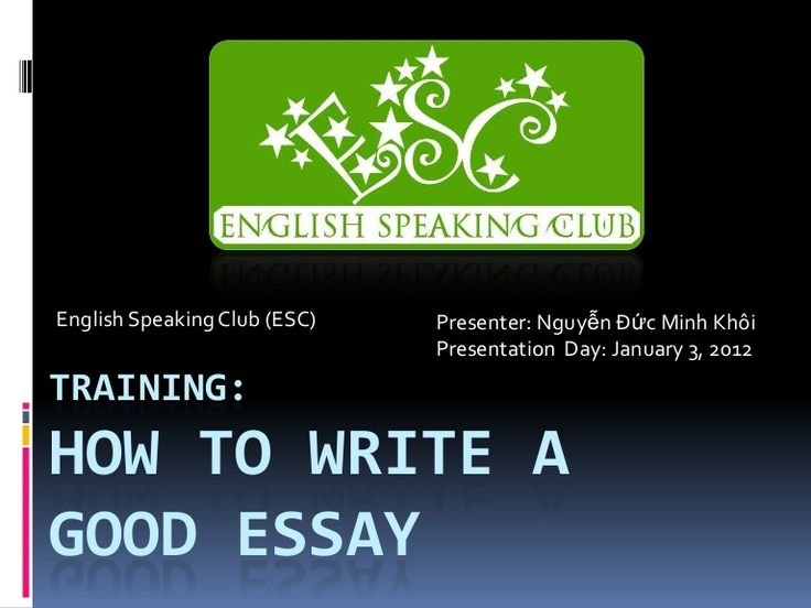 english-writing-skills by University of Technology via Slideshare
