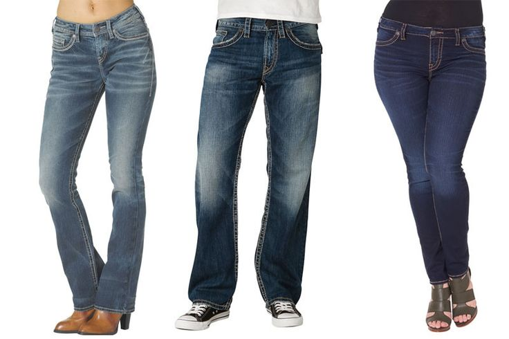 Silver Jeans Co. Jeans for Men & Women for up to 59% off today!