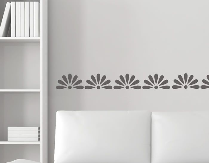 M s de 25 ideas incre bles sobre cenefas para ba o en for Cenefas infantiles pared