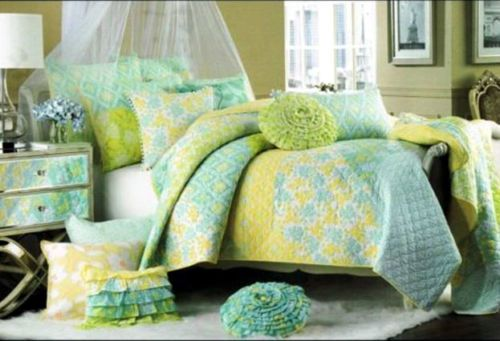 Pin by michelle kerkhoff on bedrooms ideas pinterest for Cynthia rowley bedding
