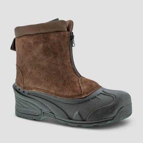 cfa5b950887 Men s Itasca Brunswick Waterproof Winter Boot   Target