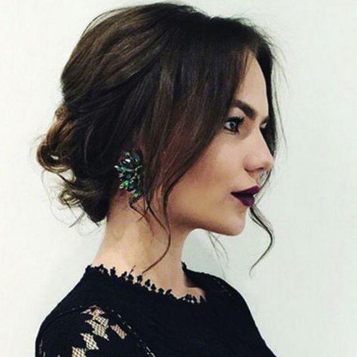 Recogidos de fiesta: 50 ideas de peinados para inspirarte