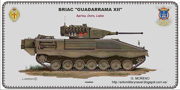 vehiculos militares Pizarro
