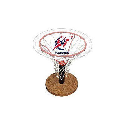Spalding NBA Basketball Hoop Table - 30WAS