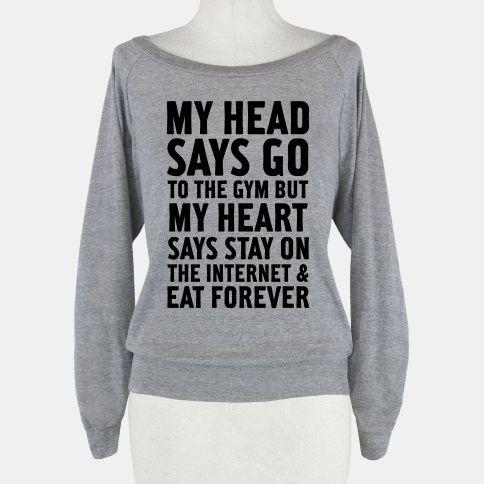Stay on the Internet | HUMAN | T-Shirts, Tanks, Sweatshirts and Hoodies