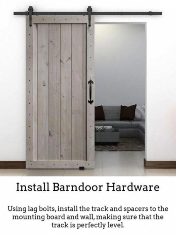Barn Door Latches Style Sliding Closet Doors Exterior Kit 20190317