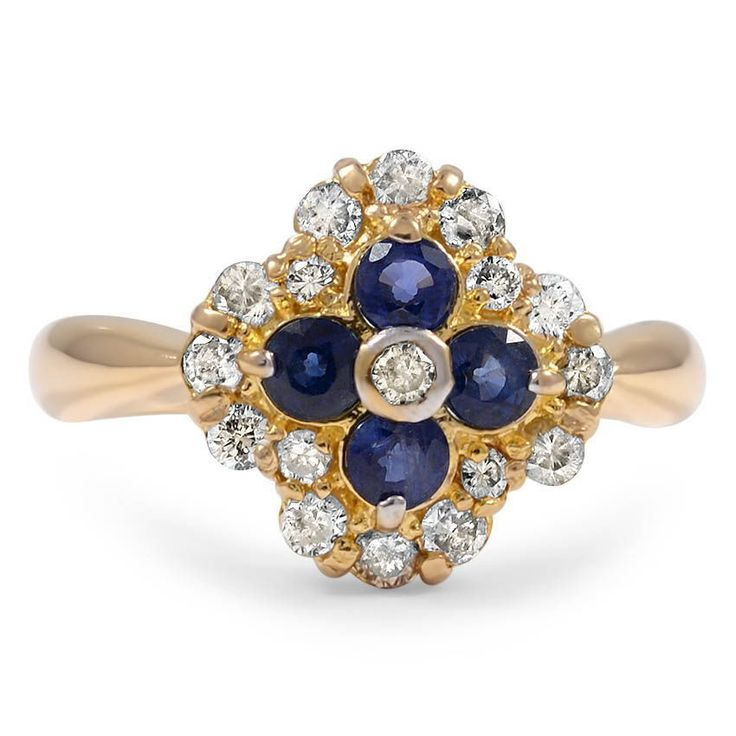 327 best images about vintage gemstone rings on