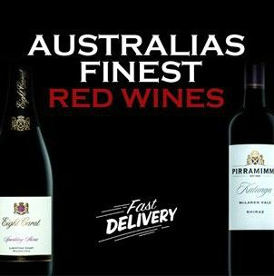 Get your bids in now for Australia's Finest Red Wines!