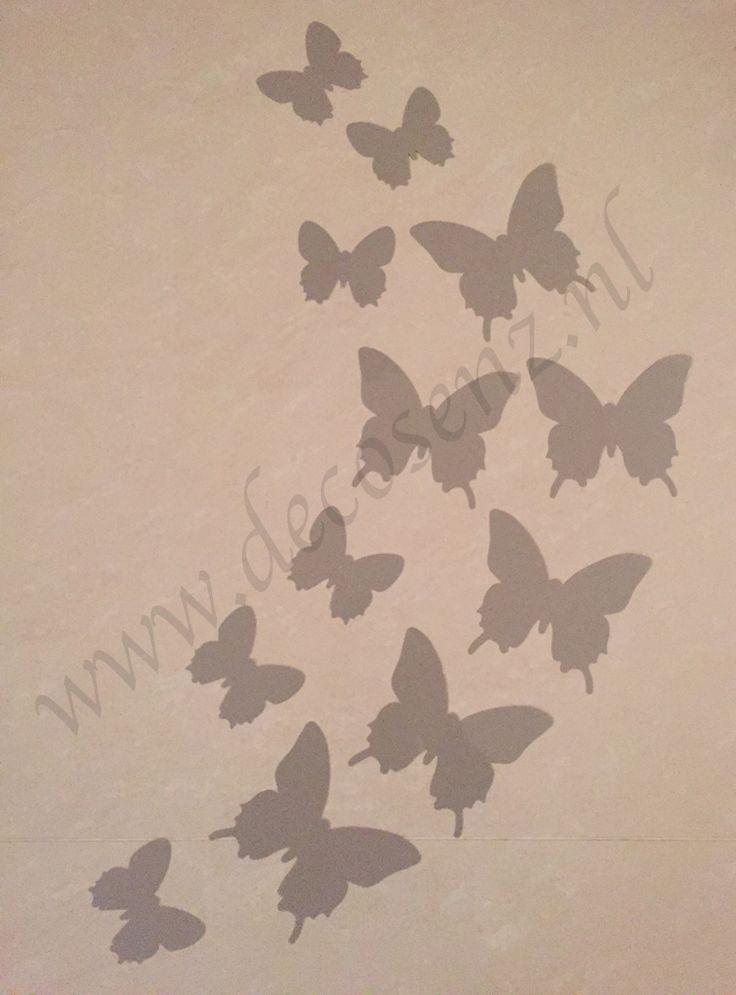 38 best 3D vlinders images on Pinterest | Butterflies, 3d ...