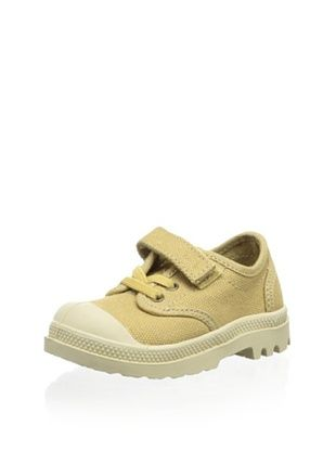 51% OFF Palladium Kid's Pampa Oxford with Lug Sole (Mustard/Putty)