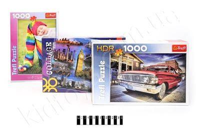 "Картинка-пазл із 1000 деталей ""Trefl"" http://kidtoys.com.ua/ua/paz1100kartinka-pazl-iz-1000-detalej-trefl"