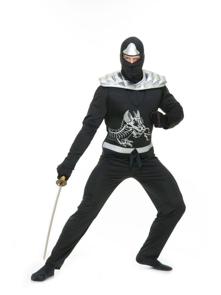 Ninja Costume With Sword And More Ninj Yujizz 1