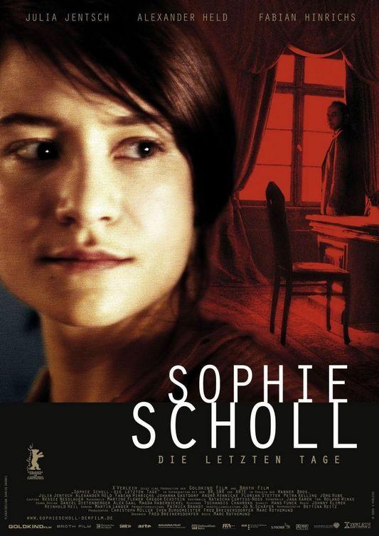Sophie Scholl - die letzten Tage. A film everyone should watch.