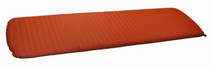 Air mat. - hopefully it's comfy.
