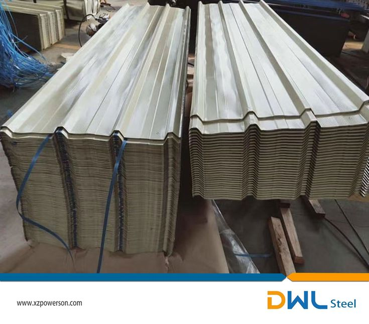 Colour Coated Steel Roof Sheets Roofing Sheets Xuzhou Steel