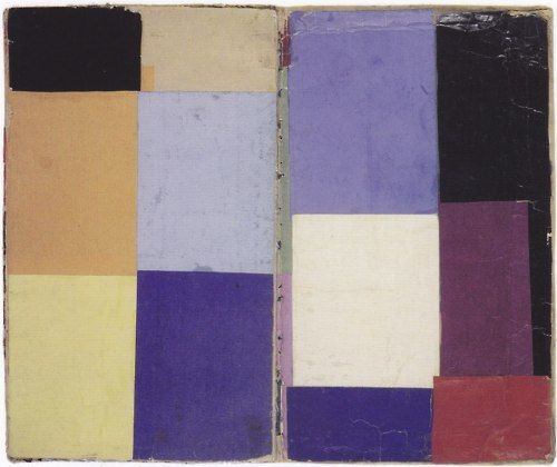 an itinerant poet - Sonia Delaunay Color Study