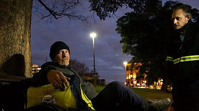 Read today's Sydney Morning Herald for an article about ‪homelessness‬. There's also a video that shows you what it's like to have a night on the town with Missionbeat. Good work guys!  Remember, by donating to the ‪Mission Australia Winter Sleepout you can help us, help the ‪homeless.