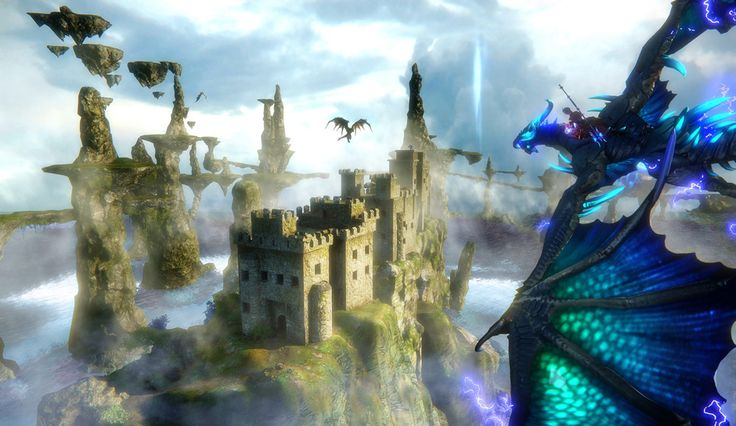 Upcoming Nexon Aerial MMO 'Riders Of Icarus' Closed Beta Happening This Weekend