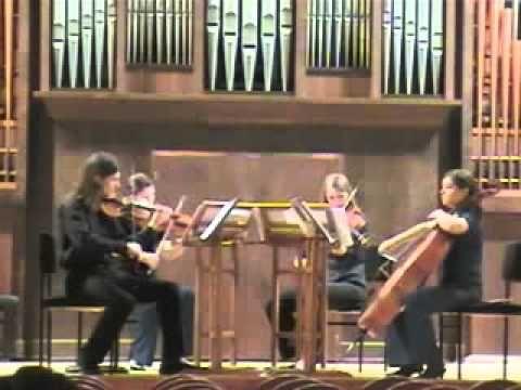 Alexander Mossolov (1900-1973) Quartet No.1 Op. 24 |   А. Мосолов - Струнный квартет No.1 a-moll, op.24, 1926 г. (Mosolov String Quartet)