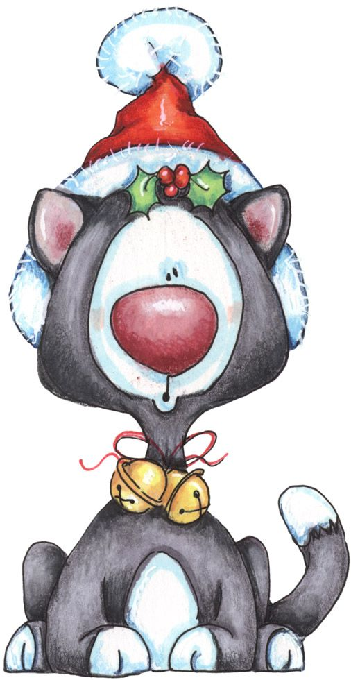 560 best images about Christmas Cute Clip Art on Pinterest ...