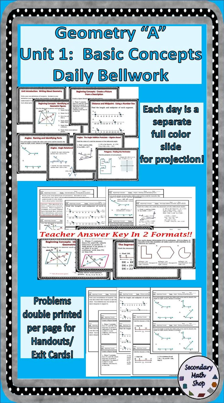 22 best Bellwork/Exit Cards/Station Cards images on Pinterest | Math ...