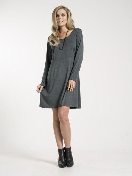 Agnes Dress in Greeen from KAJA Clothing