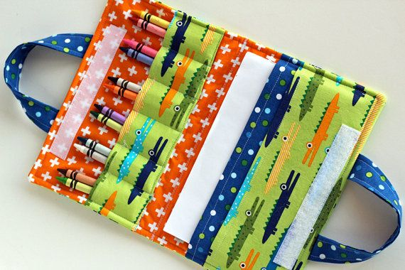 Lápiz titular DIY soporte Mini crayones patrón y bono por ginia18