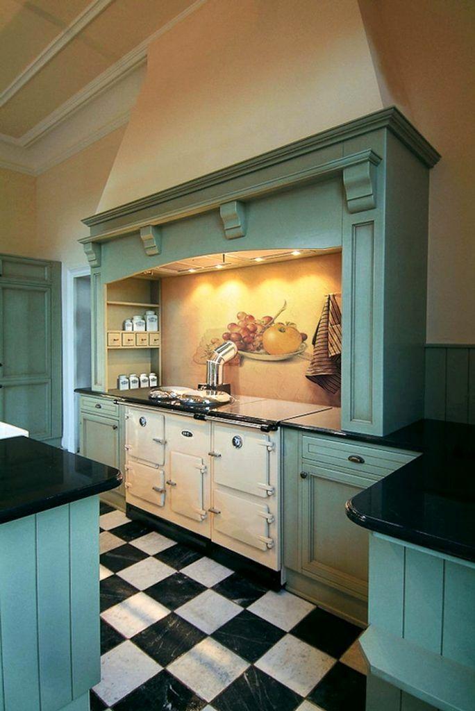 32 Das Beste Von Landhauskuche Englisch Interior Kitchen