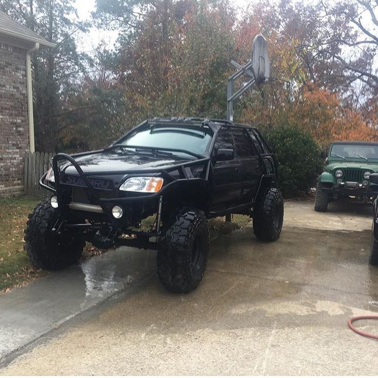 2001 Subaru Outback Custom >> Best 25+ Subaru outback offroad ideas on Pinterest | Subaru outback lifted, Subaru outback and ...