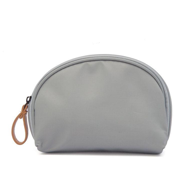 Kleine Capaciteit Reizen Cosmetische Maken Tas Portable Make Purse Pouch Rits Belangrijkste Merk Schoonheidsspecialist Clutch tassen