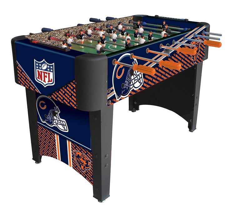Chicago Bears Foosball