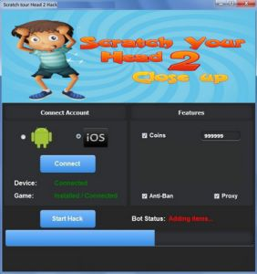 Scratch Your Head Hack – Unlimited Coins Cheats Engine download for mobile. Download Scratch Your Head Hack – Unlimited Coins Cheats Engine full version. Scratch Your Head Hack – Unlimited Coins Cheats Engine for Mac, iOS and Android. Last version of Scratch Your Head Hack – Unlimited Coins Cheats Engine